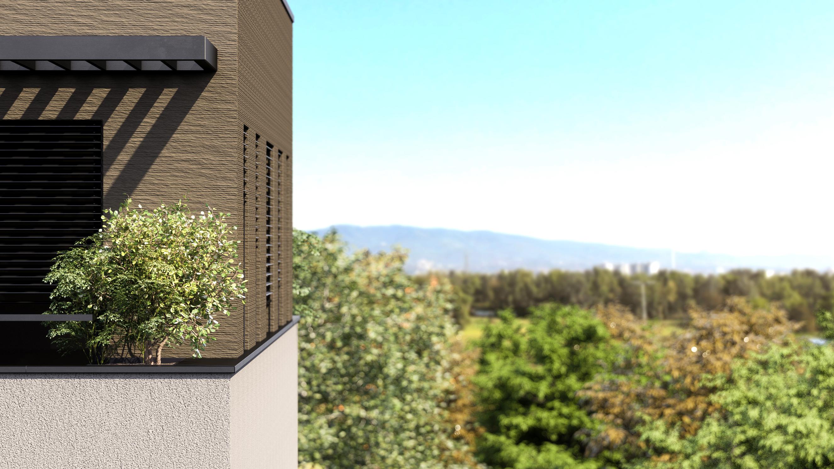 O projektu - Green Side Residence