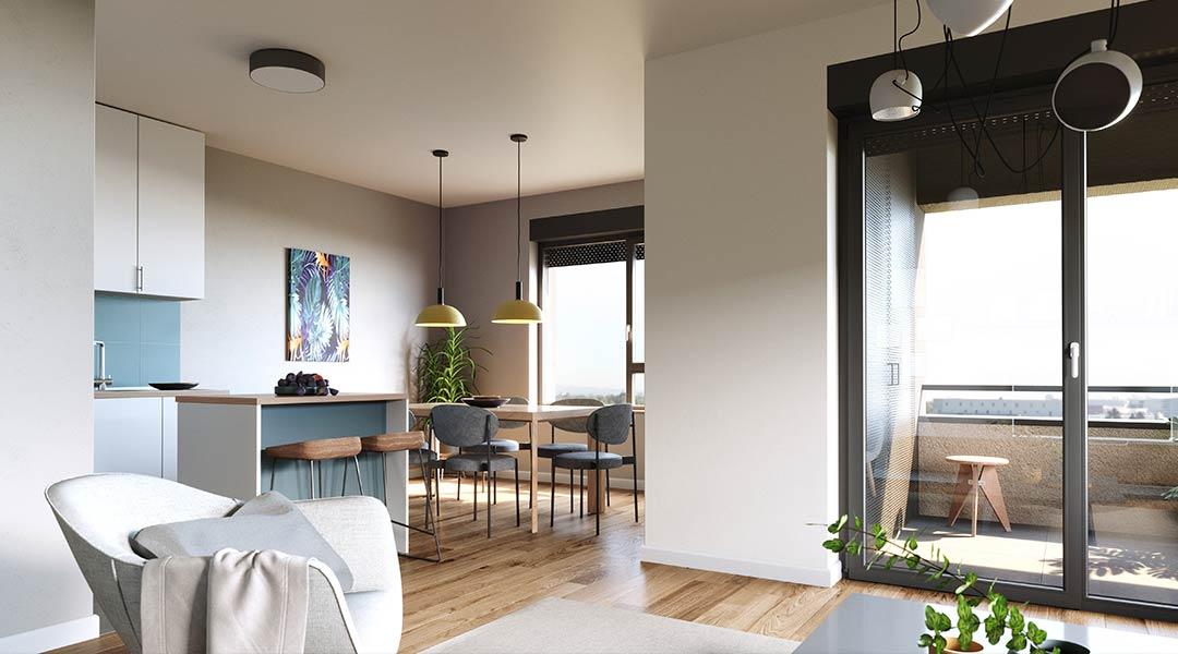 Interijeri po mjeri modernog čovjeka - Green Side Residence